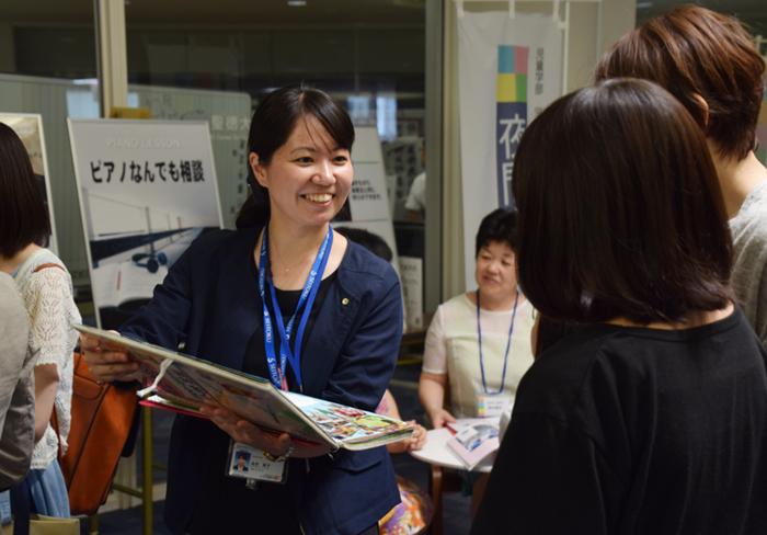 平成28年度第7回オープンキャンパスを実施しました SEITOKU学びLIVE2016(1日目)