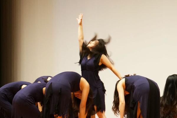 ダンスの安広ゼミ 卒業研究発表会