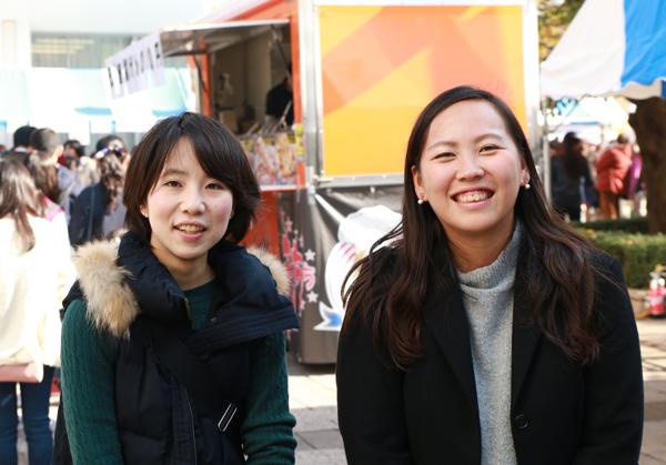 聖徳祭で出会った卒業生(2)特別支援編