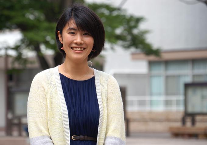 学生紹介(3)ボランティアはドキドキワクワク自分への挑戦!