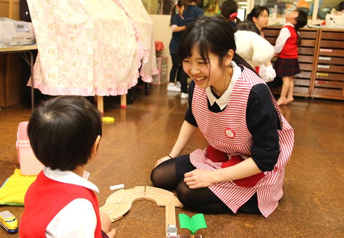 7/30(日)に保育士・幼稚園教諭を目指す高校生対象のイベントを開催!