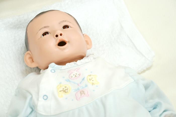 子どもの保健Ⅲ 赤ちゃんの抱き方