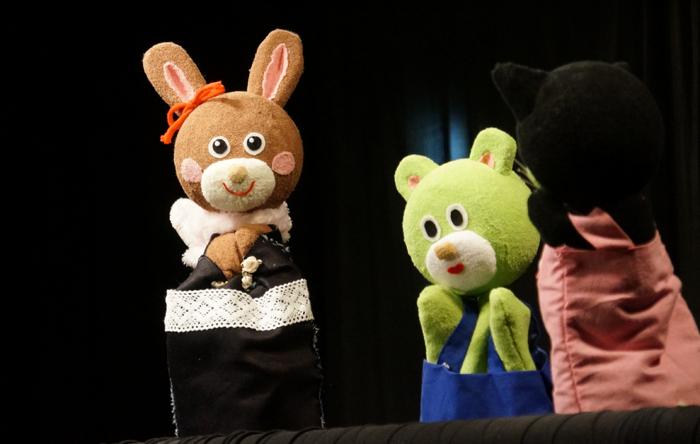 人形劇から学ぶ事⑤「人形劇発表」