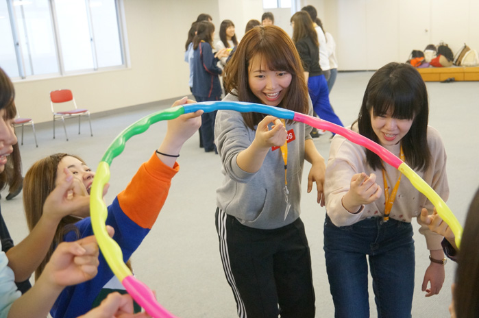 FC (Freshmen camp)① 児童文化コース