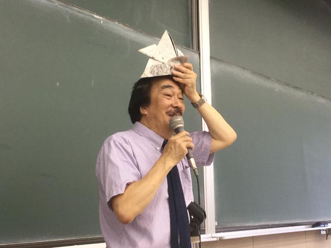 海外研修事前学習 ORIGAMIで日本の文化を伝えましょう!