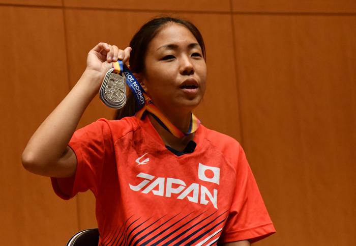 おめでとうございます!高田千明先生がパラリンピック日本代表に内定!