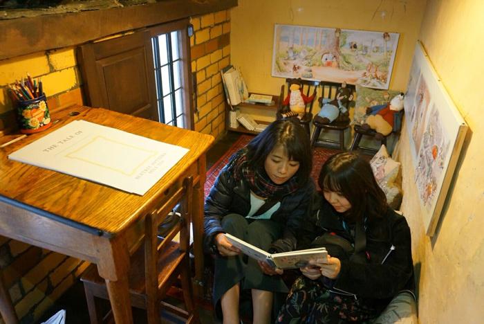 海外研修④ イギリス児童文学の旅