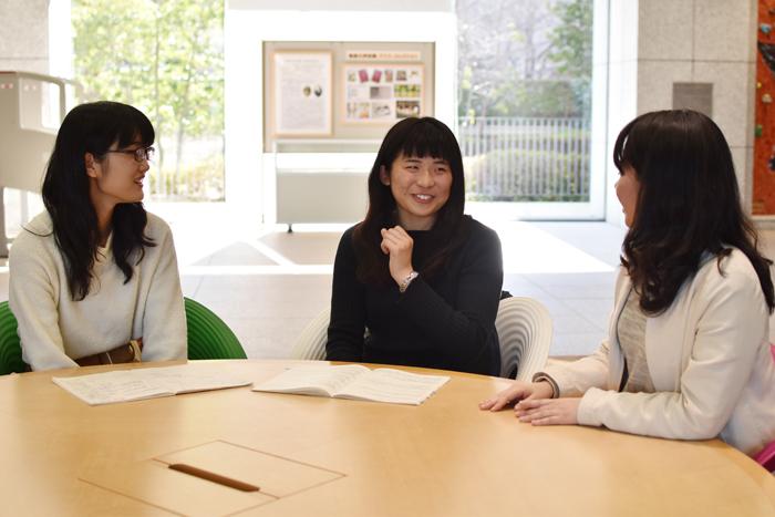 学生紹介(15)小学校免許+中高免許で教員採用試験に現役合格!