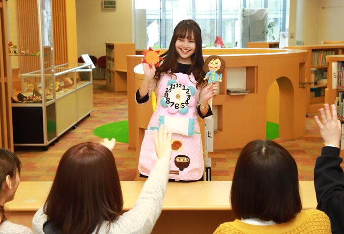 集まれ!幼稚園の先生・保育士になりたい高校生! 2月24日(日)はオープンキャンパス