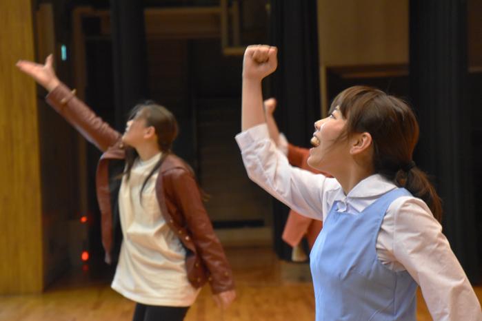 創作ダンス「美女と野獣」 夏期保育大学で卒業生が再演決定② 練習編
