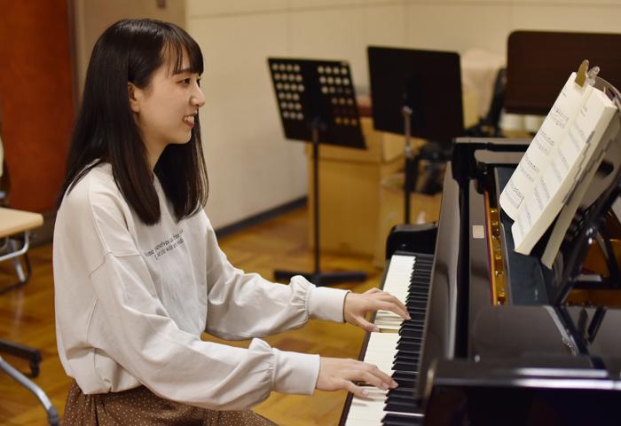 初めてでも大丈夫! 馬場先生のピアノ体験授業