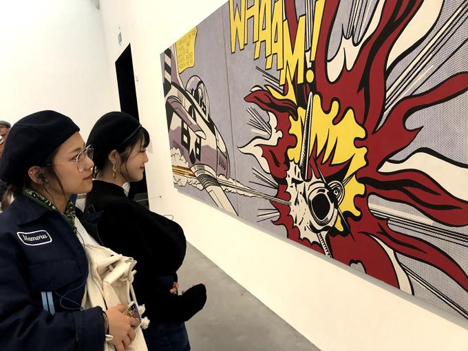 海外研修 児童文化コース① アート編:ロンドンで最新アートを楽しむ