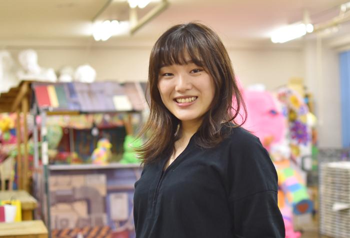 学生紹介(36)児童文化コース 理想の幼稚園に決まりました!