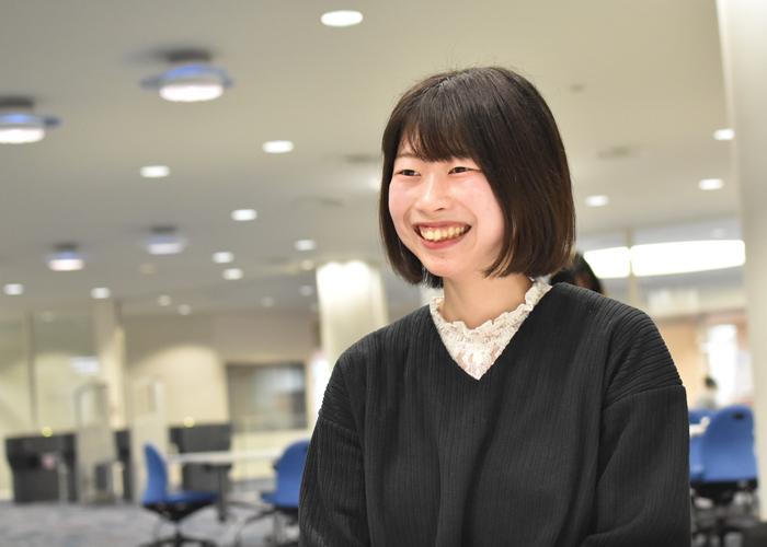 卒業生紹介(21)児童心理コースから千葉県職員採用上級試験(心理職、児童指導員)に合格