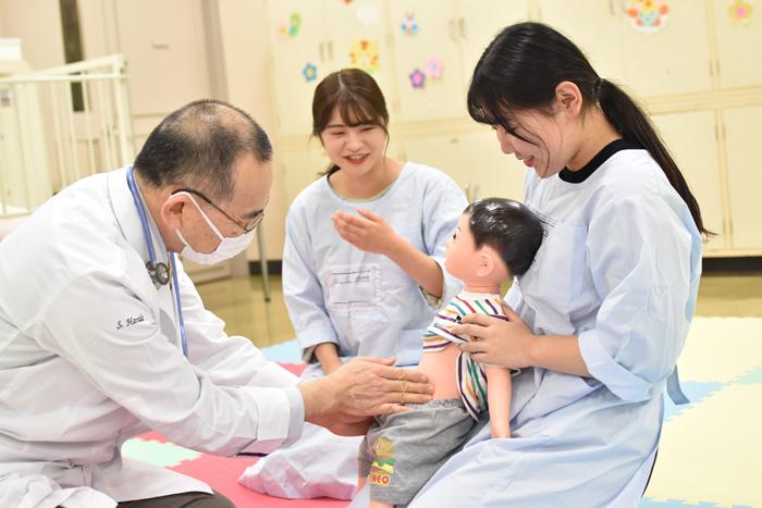 5月23日(日)のOCで「医療保育を学ぼう!」