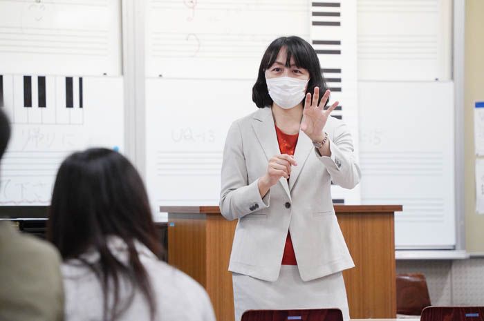 6月26日(土)は児童学科オープンキャンパス 「はじめてピアノ」に参加しませんか?