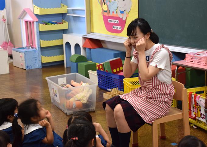7月31日(土)は児童学科限定OC  附属幼稚園見学ツアー&はじめてピアノ
