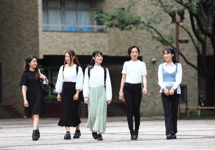 魅力ある街 松戸① 駅から近く、アクセスのいい聖徳大学
