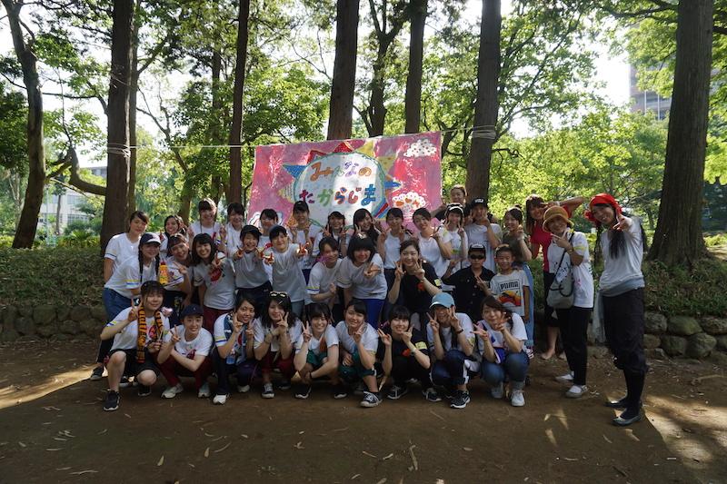 アートパーク10 -ラブ&ピース大作戦- 報告①