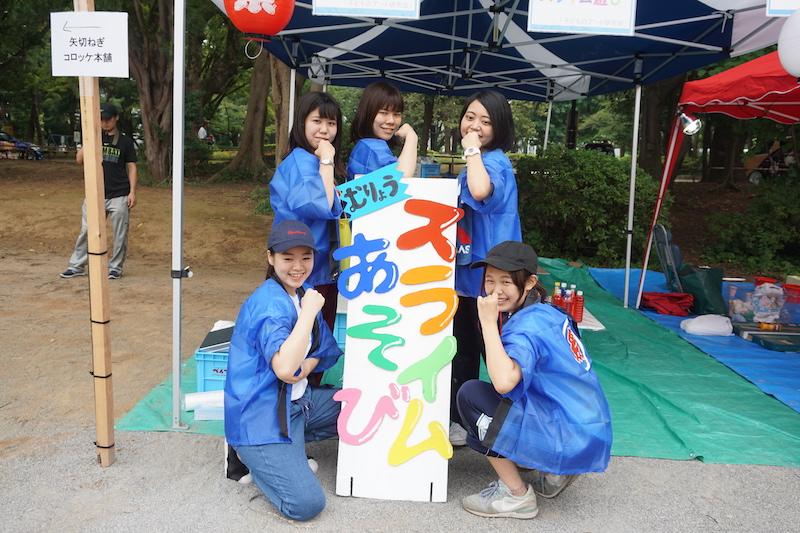 松戸ラストサマー&盆踊りに参加しました!
