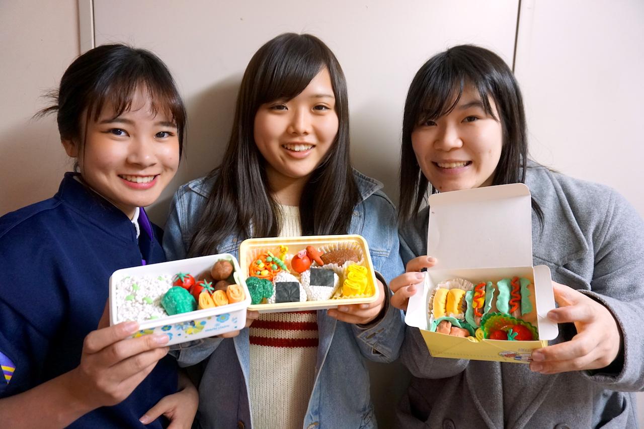 保育科授業紹介【図画工作】「お弁当を作ろう」