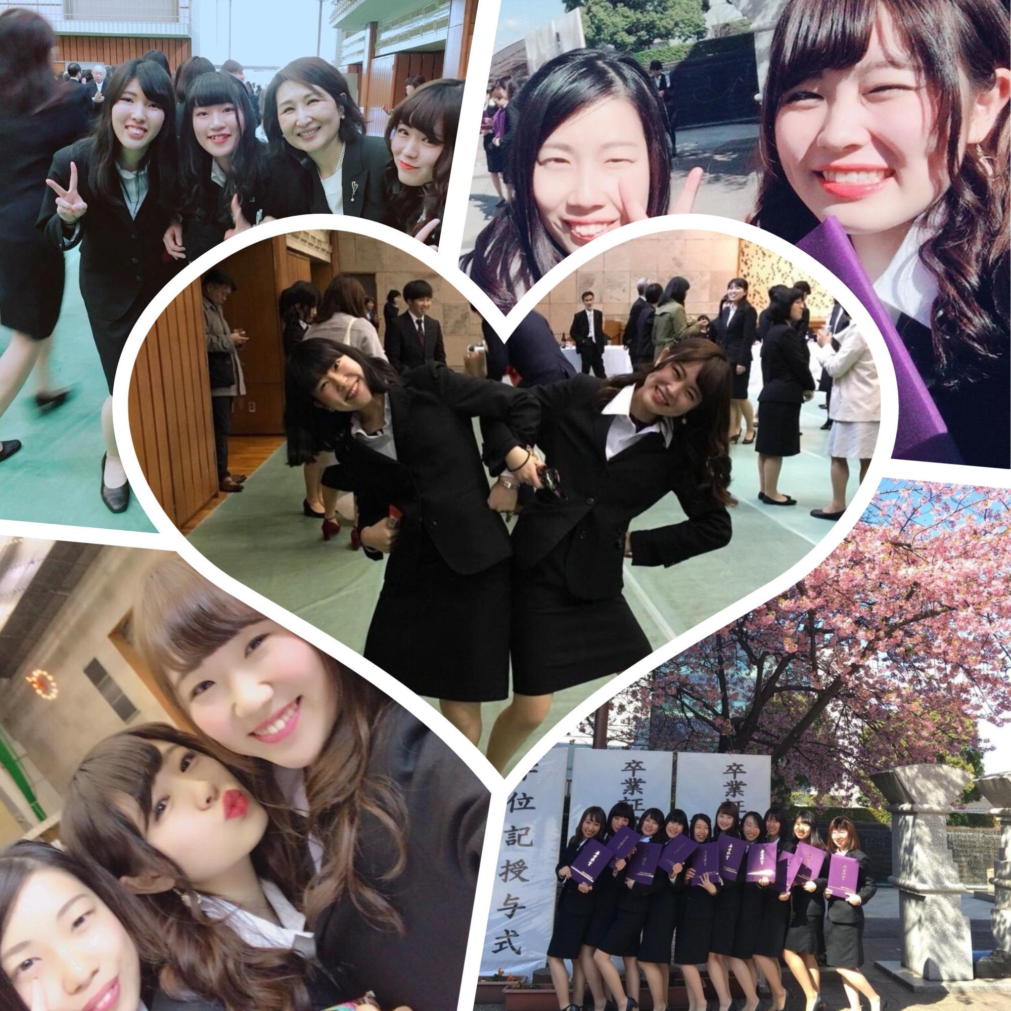 ご卒業おめでとう!!!