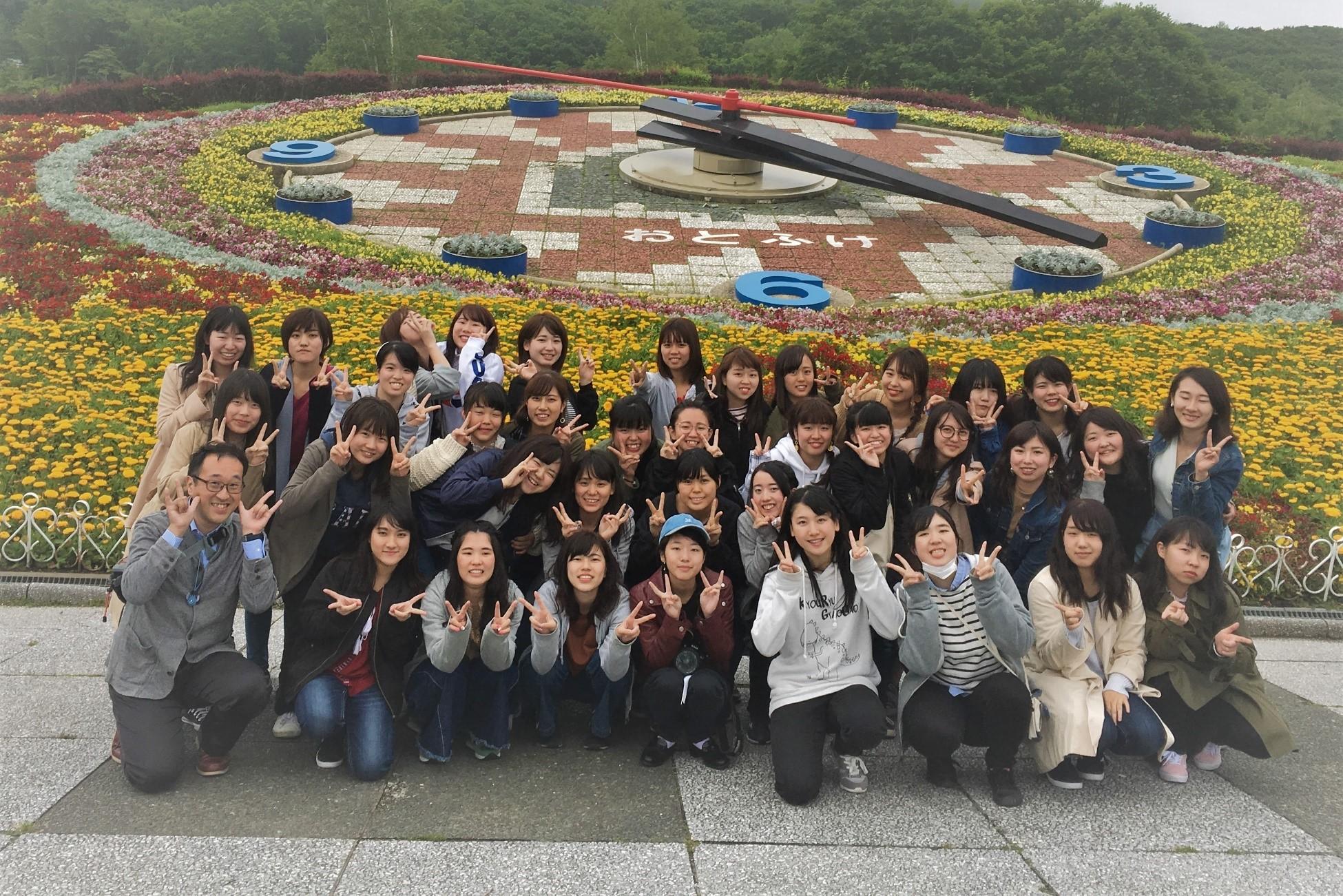 ホイクカ女子 北海道の大地に立つ! 4日目