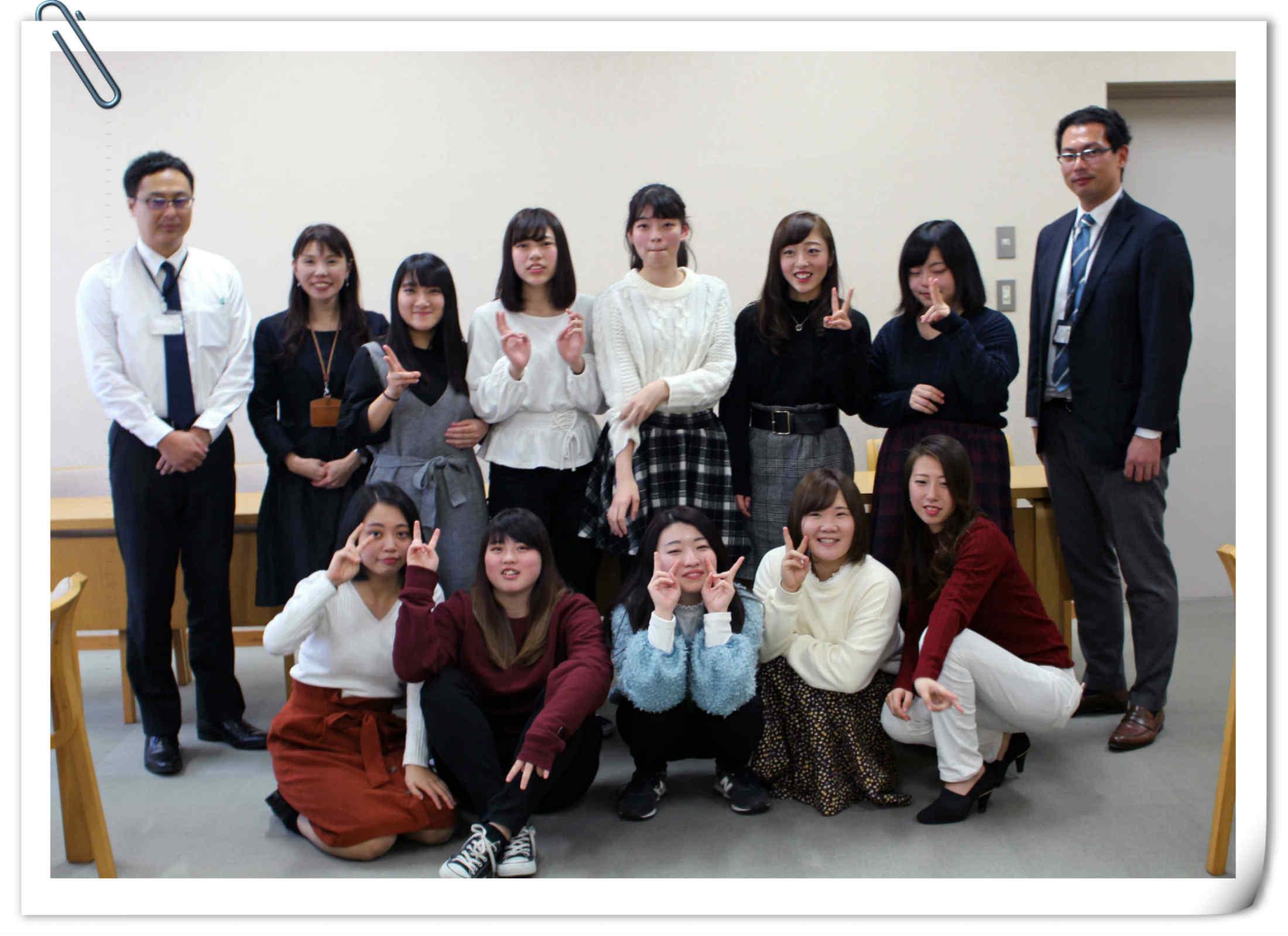 ホイクカ女子×松戸市!