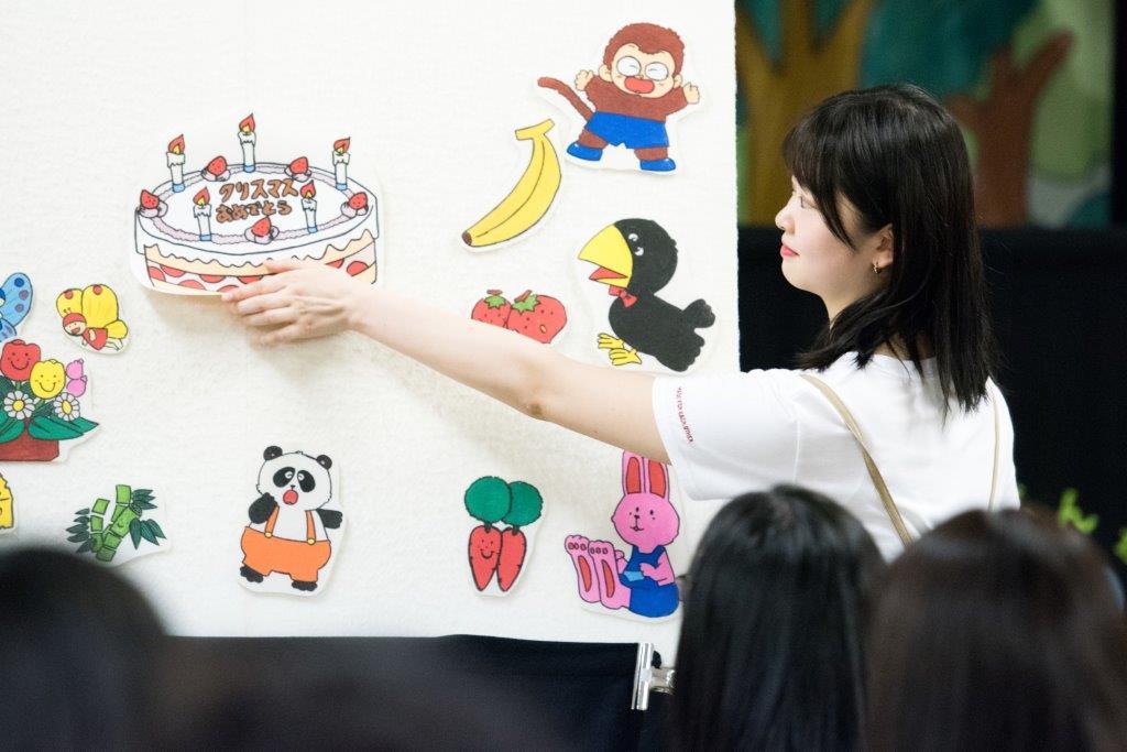 朝日新聞EduAに掲載!幼稚園教員・保育士採用全国トップ 聖徳大学の「実践力」