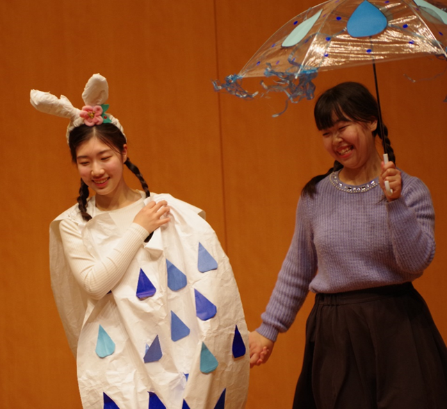 授業紹介【児童文化Ⅱ~2】折り紙あそびから育まれる保育者の心④