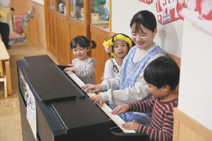 2020 ブログオープンキャンパス! vol .5「ピアノの授業」