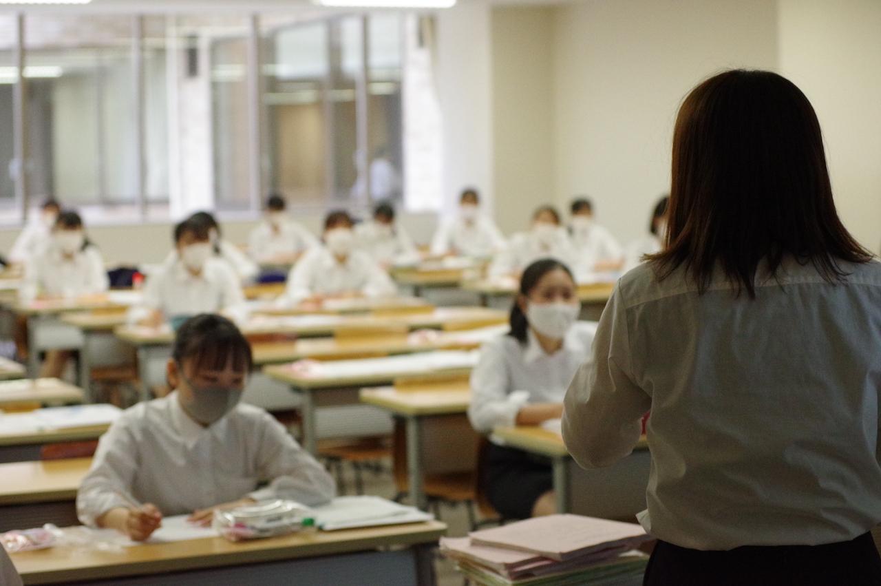 伝え合い 〜附属幼稚園実習体験発表会2020〜