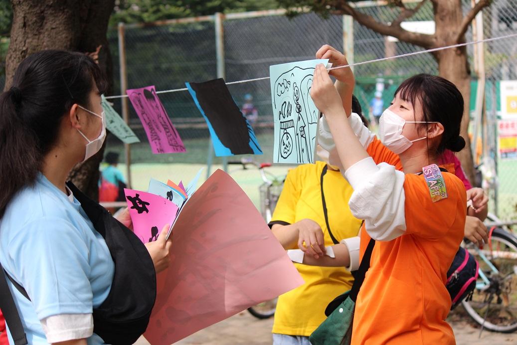 「アートパーク13~カラフルミュージアム~」が開催されました!NO.1