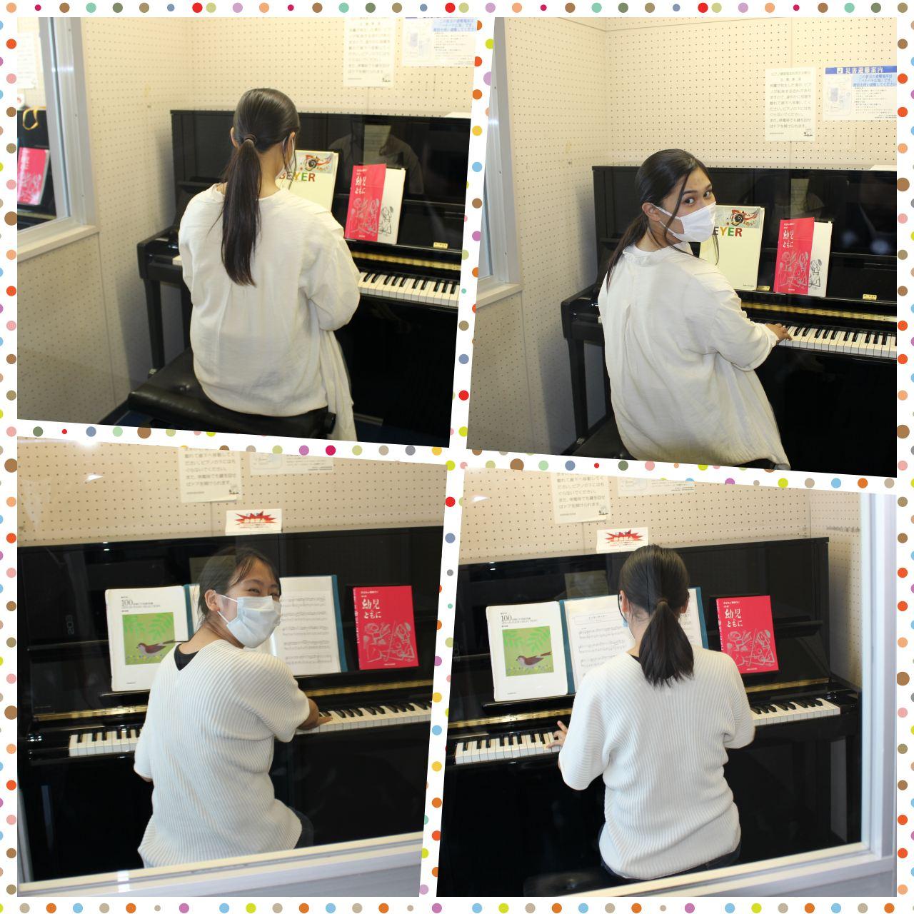 子どもとピアノで遊べる力を育む部屋