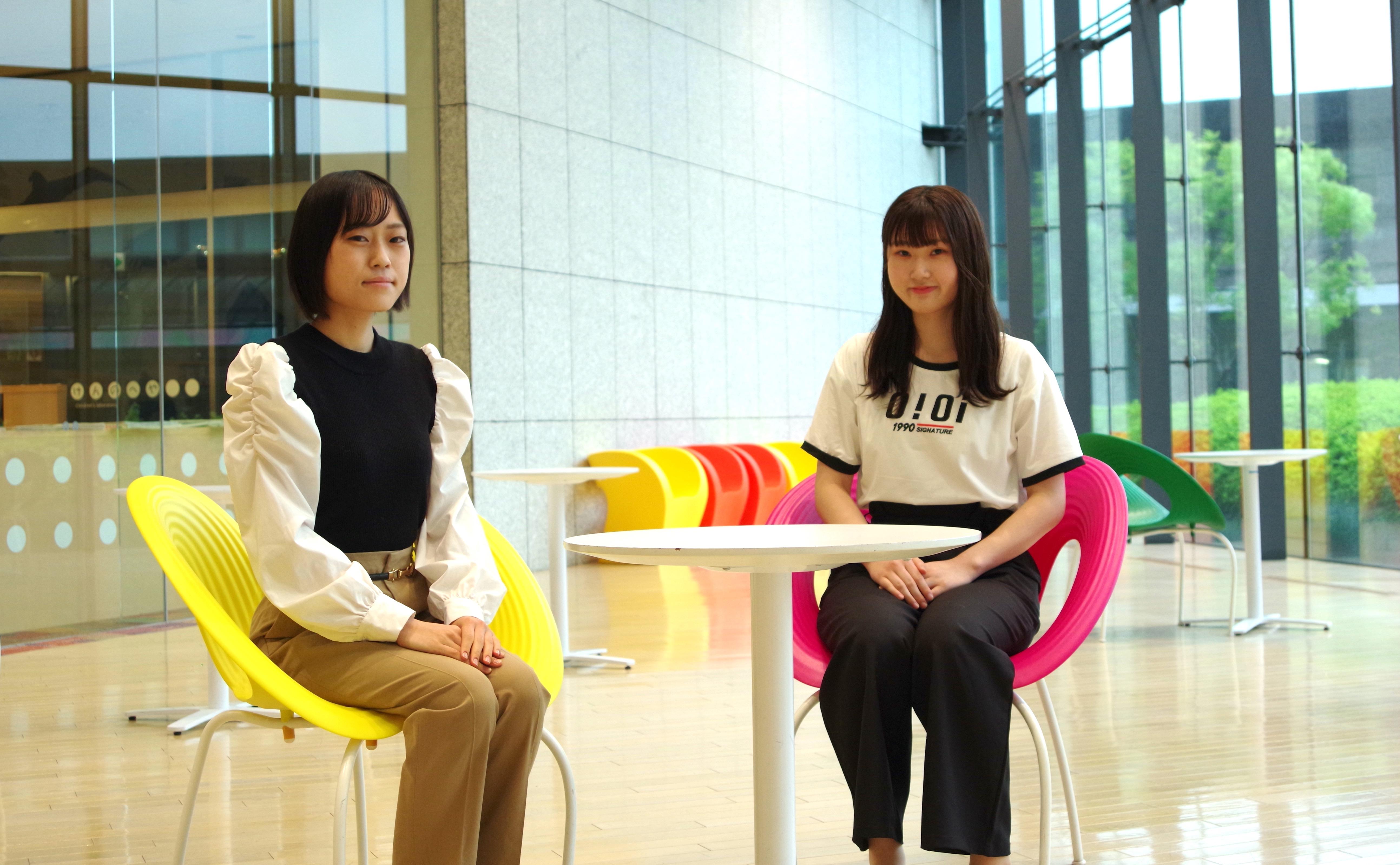 【ホイクカ女子インタビュー】入学2ヶ月が経って