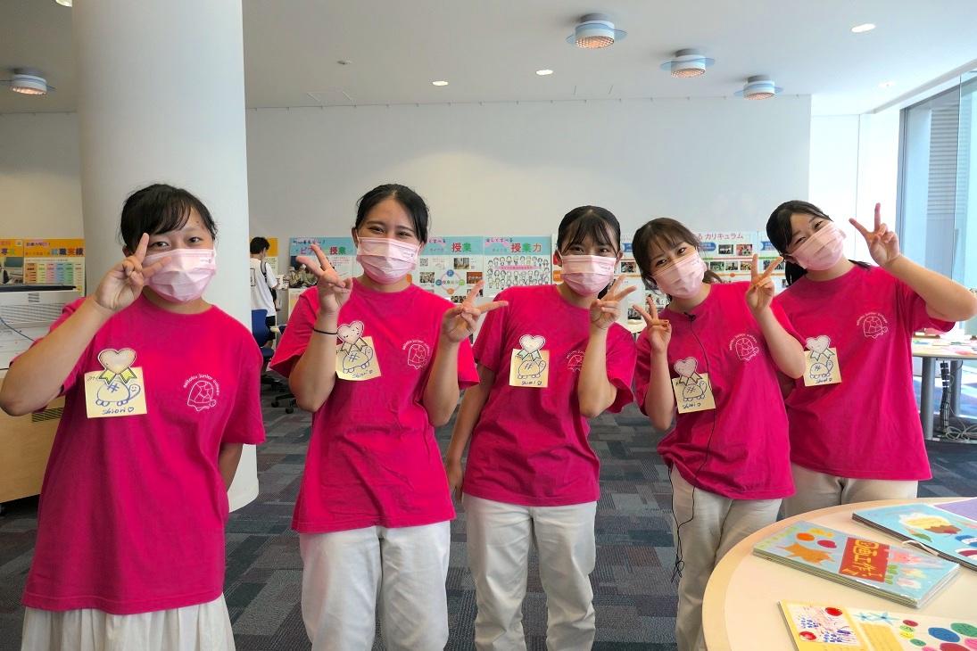 8月22日(日)夏休み最後のオープンキャンパス! ~センパイたちに聞いてみよう!入試のこと、生活のこと!~