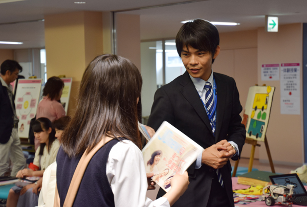 SEITOKU学びLIVE2016(2日目)