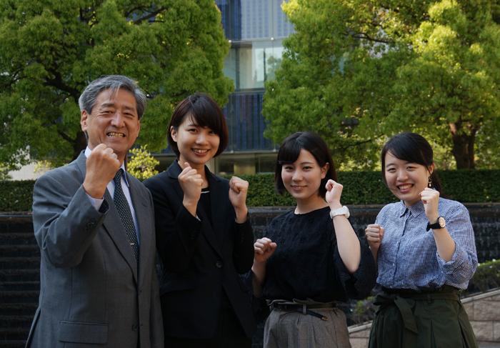 私たち頑張ります!東京教師養成塾の入塾式