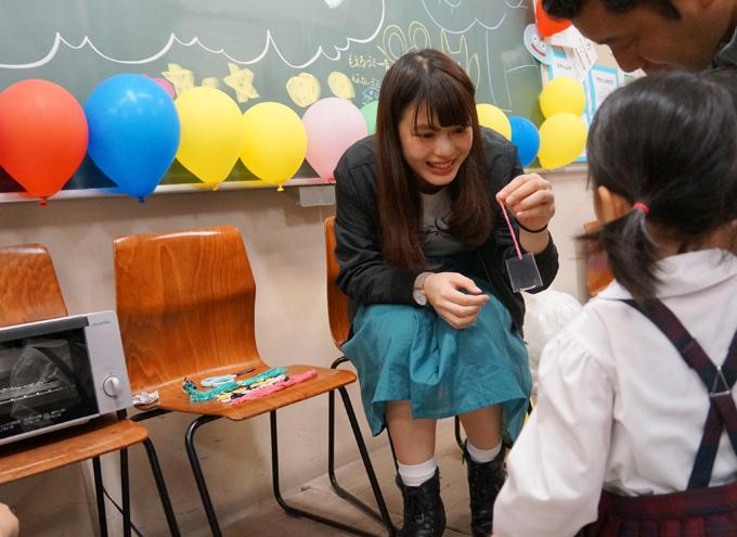 聖徳祭で活躍!児童学科1年生②