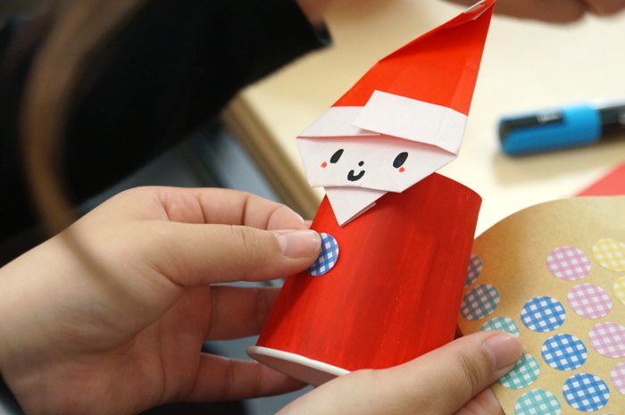 乳児保育特論Ⅳ クリスマス会の実践