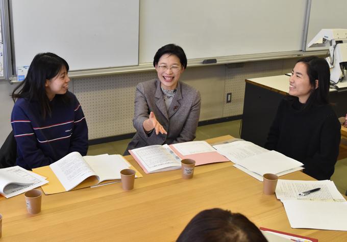 森ゼミ 日本と世界の教育・保育を比較研究