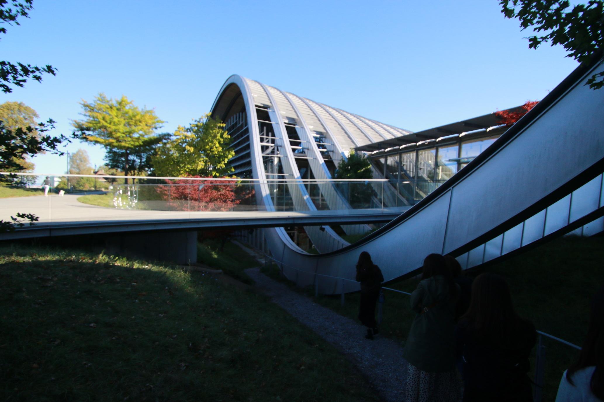 海外研修② パウル・クレーセンターでアート体験