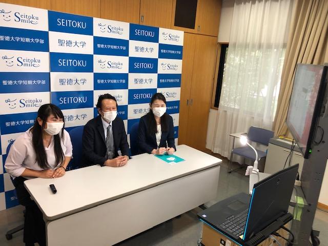 6月13日(土)20日(土)ライブ版 WEBオープンキャンパス開催!