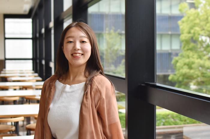 学生紹介(30)夜間主、編入学で児童心理を学ぶ