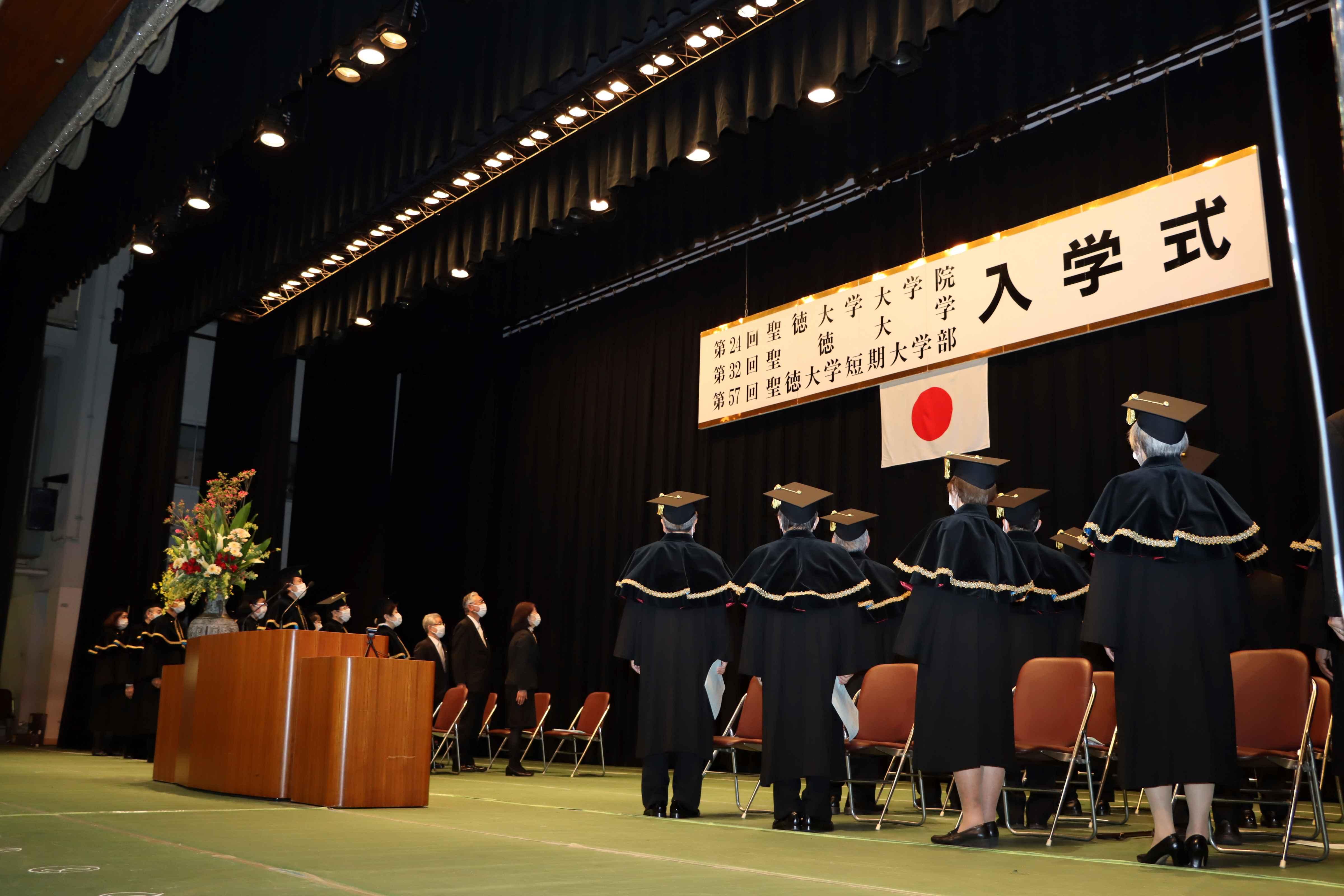 新1年生、ご入学おめでとうございます!入学式~オリエンテーション