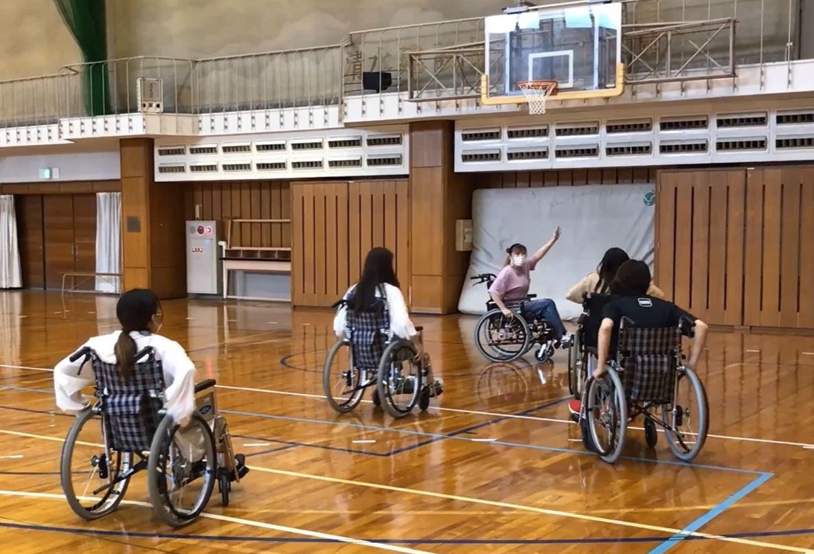 「思い通りにはいかないけど、楽しい!」車椅子スポーツ体験