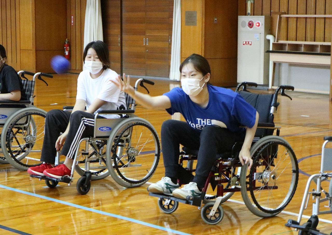 多様な人々をつなぐ魔法のスポーツ:ボッチャの体験