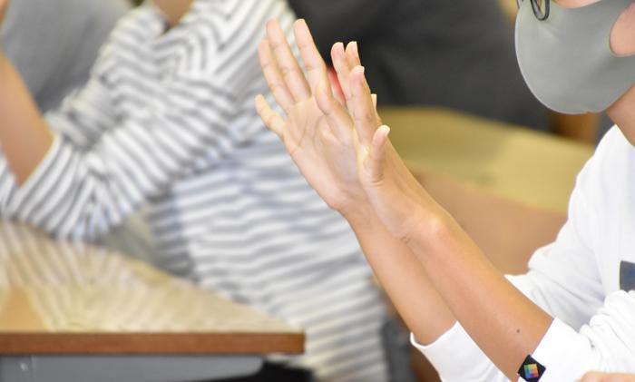 10月10日(日)オープンキャンパス◆国語の体験授業&手話体験