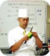 【調理学実習Ⅲ】小川徹也先生の実習でした!