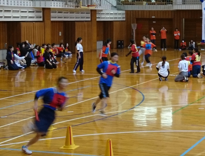 学寮スポーツ大会が行われました!